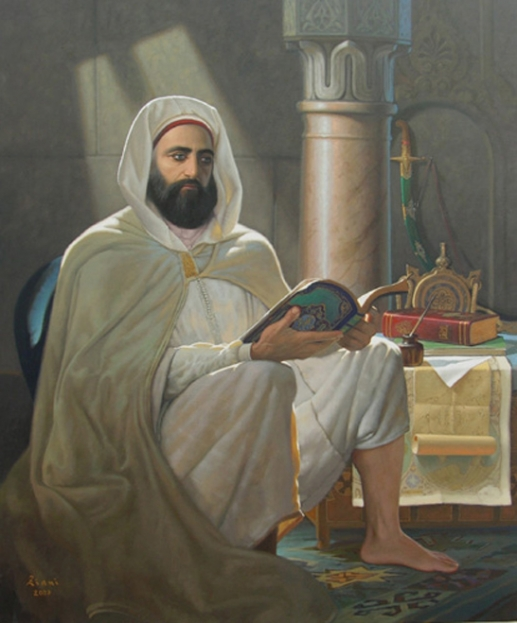 L'emir Abdelkader Aldjazairi